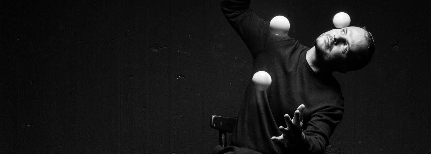 Fugue / Balles - crédit Géraldine Aresteanu