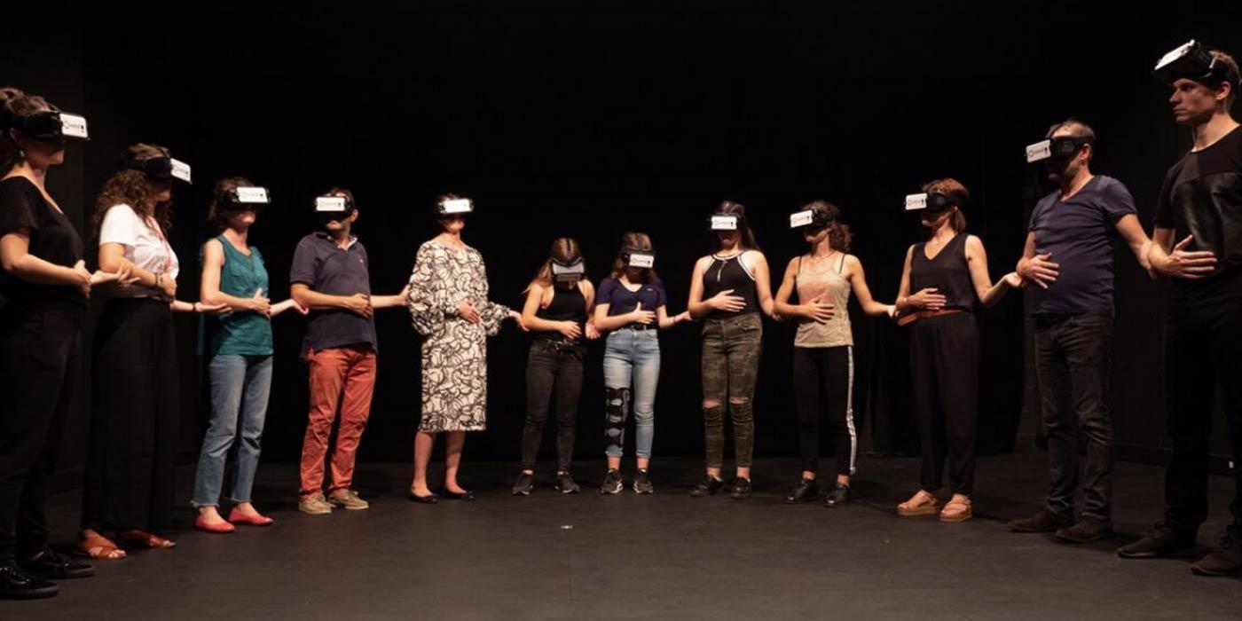 Fugue VR - Michel Reilhac et Yoann Bourgeois